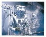 Brian Orrell (Doctor Who Cyberman) - Genuine Signed Autograph 7374